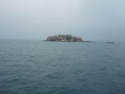 デルタ航空で行くバンコクステイ、パタヤ近くのサメサンでダイビング