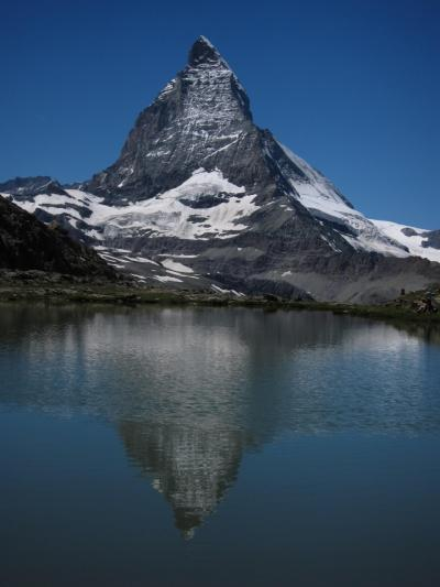 お天気最高!ツェルマットハイキング