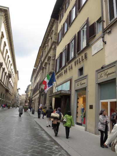イタリア美食紀行 その13 ヴェネチアからフィレンツェへ