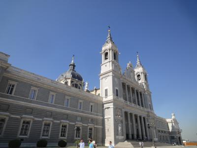 母娘二人♪♪ 情熱のアンダルシア&バルセロナおまけのジブラルタル12日の旅(1・2日目:マドリード~トレド編)