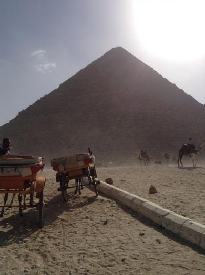 エジプト・ピラミッド