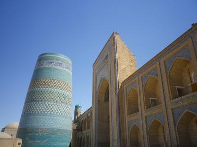 2014年6月ウズベキスタン視察報告