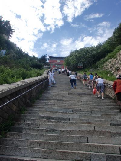 山東省世界遺産 泰山、三孔~曲阜編