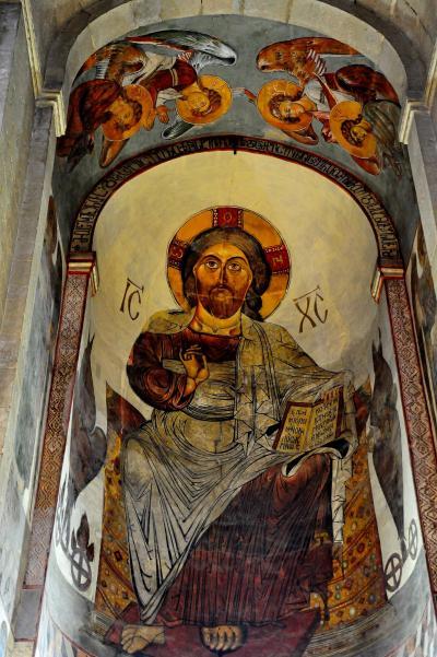 コーカサス3国周遊 2スヴェティ・ツホヴェリ大聖堂