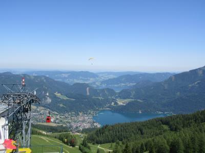 2014ドイツ、チェコ、オーストリア一人旅18ザンクト・ギルゲン