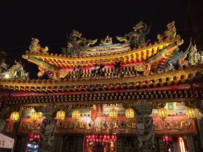 台北で食べ歩き 1日目