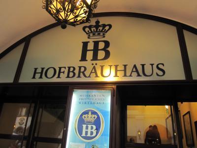 ビールとビールとワインとビール。③ミュンヘンとノインシュヴァインシュタイン城とか