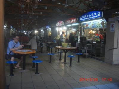 初シンガポール(*^-^*) part2(メジャー観光地巡り チキンライス、マーライオン他)