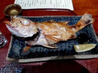 【近郊33】府中紋屋での食事2