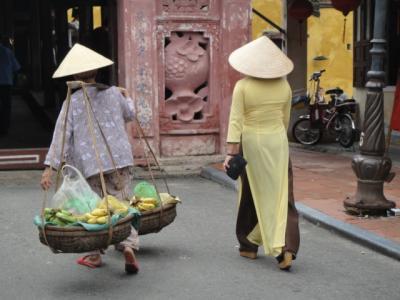 ベトナム中部3泊4日(ホイアン編)