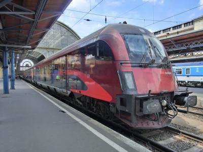2014年7月 中欧4ヵ国とドイツをめぐる鉄道の旅 (3) ブタペスト・ウィーン編