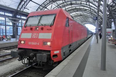 2014年7月 中欧4ヵ国とドイツをめぐる鉄道の旅 (11)  ユーロシティ176国際列車乗り鉄編