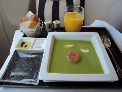2014年 チロル 皇帝山脈紀行 絶景の5つ星ホテルで過ごす1週間 【2】エティハド航空 ビジネスクラスで出発 ホテル到着1日目