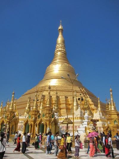 最終日はヤンゴン ★ミャンマー旅行記(6)★