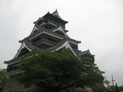 桜島・熊本城・太宰府天満宮★3泊4日夫婦旅(3日目)