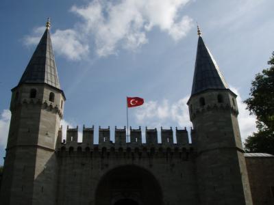 ホシュゲルディニズ!トルコ旅行 ①