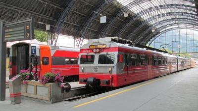 2014年7月 ノルウェー・スウェーデン鉄道の旅1~4日目(全10日間)