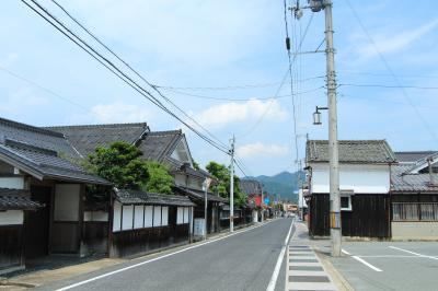2014 梅雨の晴れ間の丹波路をゆく 1/3 青垣町佐治