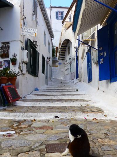 初ヨーロッパ!ギリシャに魅せられて!【11】 ~ エーゲ海 イドラ島!