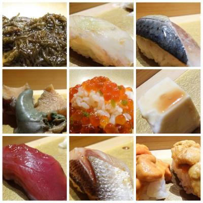 1日東京散策-パレスホテル東京でゆったり寛いで、まんてん鮨ランチ、夕食はシンガポール シーフードリパブリック 品川でチリクラブ-