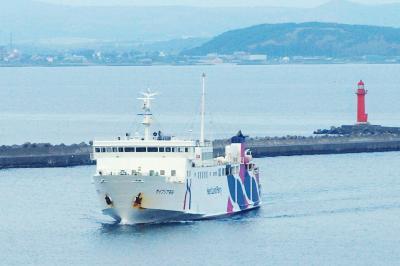 利尻・礼文再訪記 番外編 ーネイチャーアイランドへいざなう船旅ー