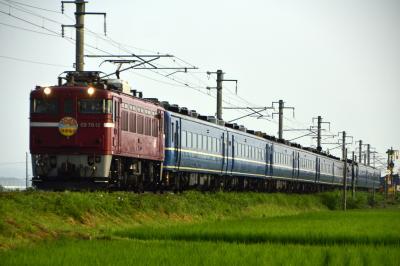 夏の北海道を巡る旅 ~寝台急行はなます号に乗って北の大地に、そして厚別駅ワープ編~