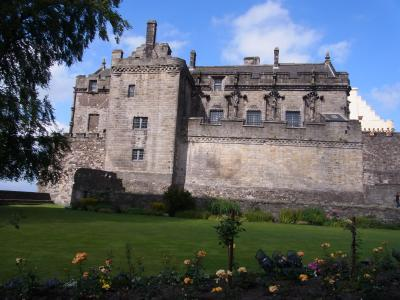 ヨーロッパの絶景を求めて一人旅☆イギリス・グラスゴーからスターリングへ日帰り旅行~スコットランドの歴史が色濃く残るスターリング城と旧市街~