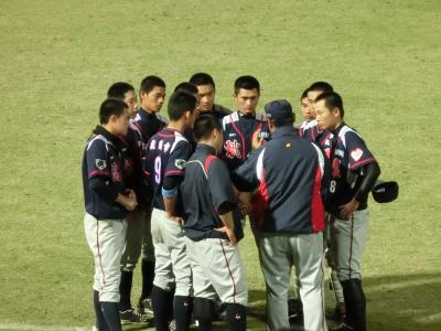 2014 第1回黒豹旗全国高校野球大会 (天母棒球場)