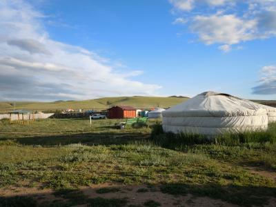モンゴルの大草原、行って来ました。① ハラホリン(カラコロム)編
