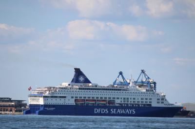 ④ 北欧 旅行記 DFDS シーウェイズ 編 ノルウェー デンマーク スウェーデン