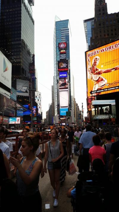 2014年世界一周旅行 ニューヨーク編(その1)