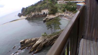 堂ヶ島温泉ホテル悪友(アクユー)1泊と遊覧船