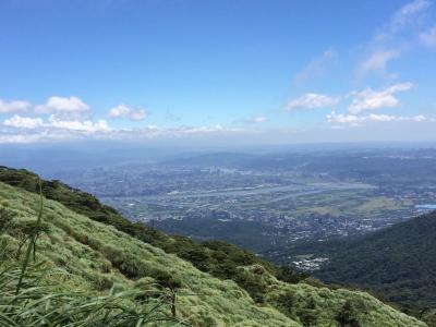 2014 台北のんびり一人旅1日目 陽明山に登ってみた