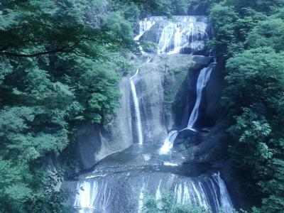 茨城県の袋田の滝を見て・・・その後、栃木へ