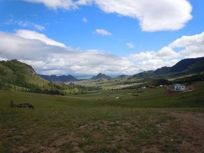モンゴルの大草原、行って来ました。② テレルジ編
