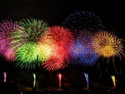 ☆長岡の花火