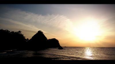 2014 春旅@伊豆-うっとり!素敵すぎる西伊豆の夕陽-