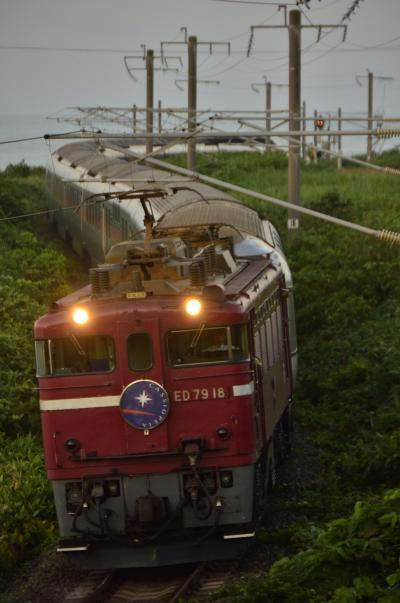 夏の北海道を巡る旅 ~津軽海峡からの夜明けと夏のトラピスト修道院を見に訪れてみた~