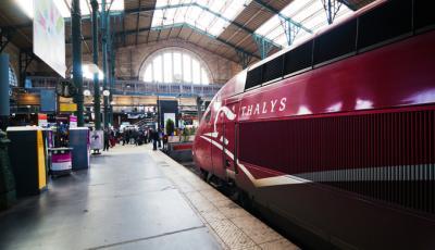 ☆初めてのドイツ~ベルギー~フランス~ドイツ観光その4タリスでブリュッセル
