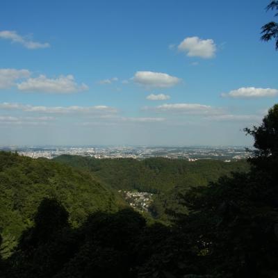 高尾山に登った話