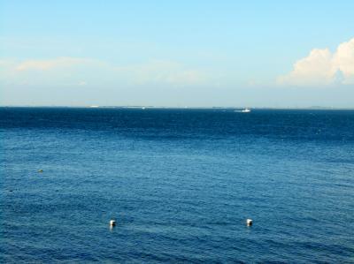 南知多町師崎から日間賀島へ その3