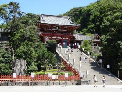 鶴岡八幡宮「ぼんぼり祭」