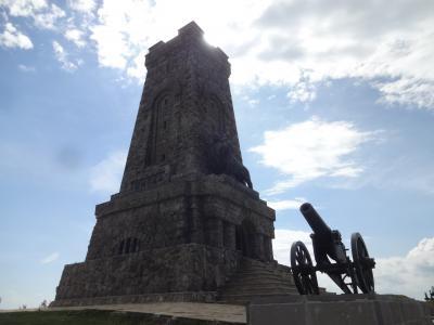 カザンラク~シプカ(ブルガリア) 2014.8.4