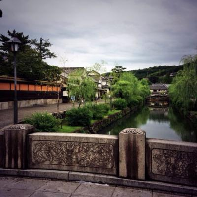 倉敷・美観地区をぶらっと散歩!