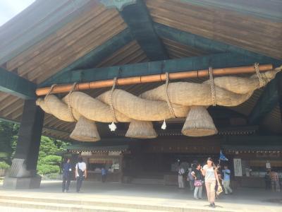 鳥取・島根・京都旅行その2