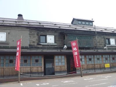 小樽・余市・積丹 日本酒・ウィスキー・ワイン・ビールそしてウニを求めた旅 その1