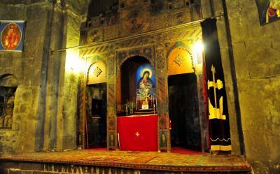 コーカサス3国周遊 12セバン修道院と不思議なイコン