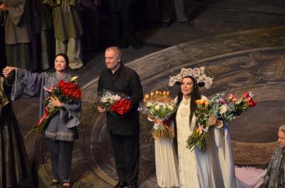 サンクトペテルブルクの白夜祭: ゲルギエフのオネーギン、トゥーランドット、オランダ人を観る
