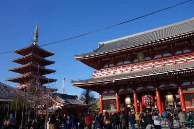 浅草と浅草寺