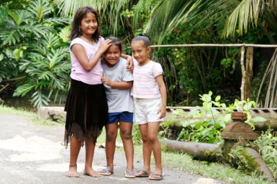 ミクロネシアでホームステイ。【コスラエ】の旅(6)~善人だけな理由とは?
